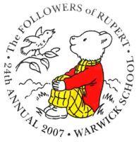 2007 Annual badge