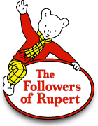 The Followers of Rupert Bear