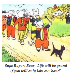 Ruperts band