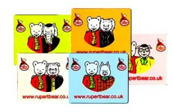 Mouse Mats set of 6 different chums