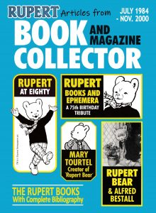 Rupert in Book and Magazine Collector