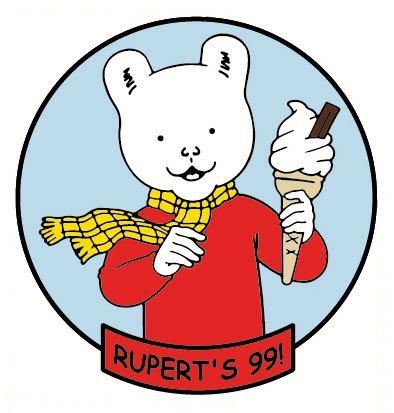 Rupert's 99 badge