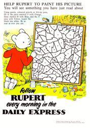 Follow Rupert 84