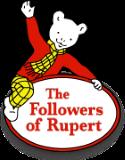 Follower of Rupert Bear Logo